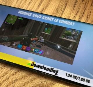 Comment utiliser le Game Launcher pour jouer à Fortnite sur Android