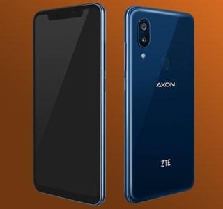 Axon 9 Pro : ZTE présente son nouveau smartphone haut de gamme à l'IFA 2018