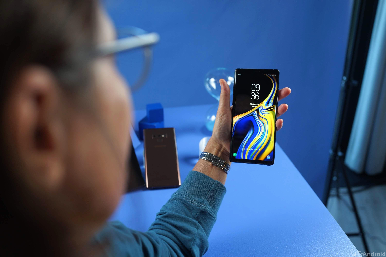 Le Samsung Galaxy Note 9 est officiel, les précommandes démarrent dès aujourd'hui