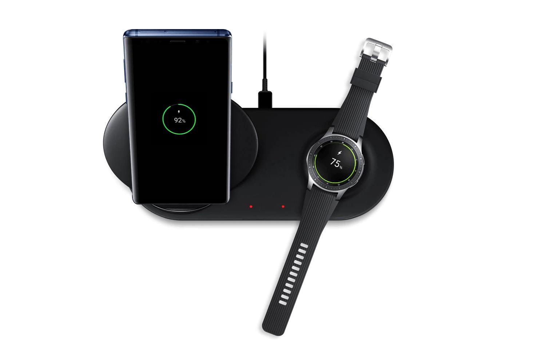 Samsung Galaxy Note 9 : le chargeur sans fil 2-en-1 est lui aussi officialisé