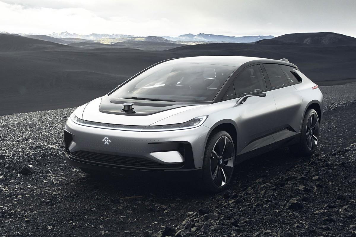 Faraday Future : le SUV électrique du Tesla chinois devrait bientôt être commercialisé