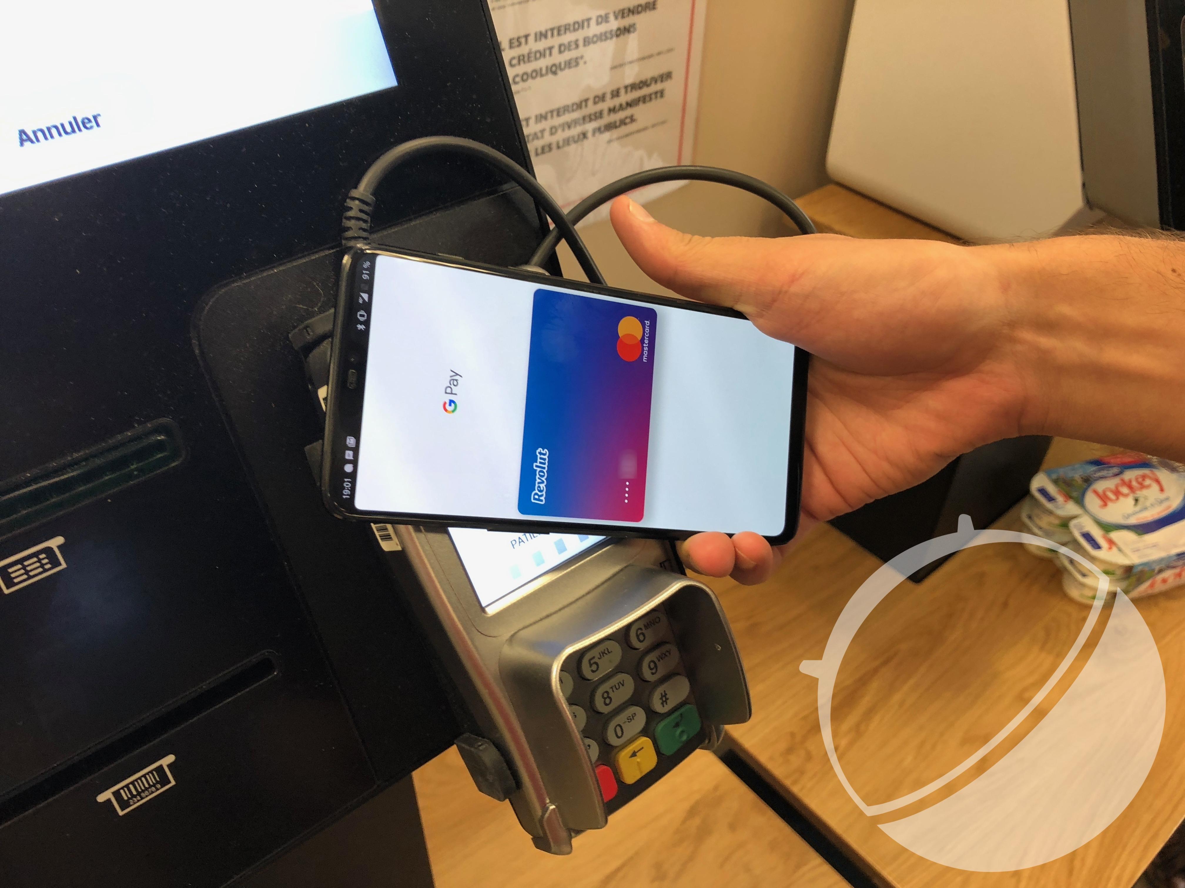 Google Pay arriverait en France avant la fin de l'année, en même temps que les Pixel 3 ?