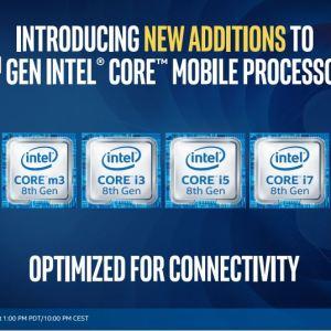 Intel Whiskey Lake-U et Amber Lake-Y : les nouveaux processeurs pour ultraportables protégés contre Spectre et Meltdown – IFA 2018