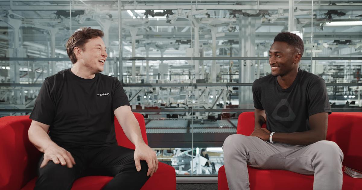 Elon Musk envisage des voitures Tesla à 25 000 dollars dans quelques années