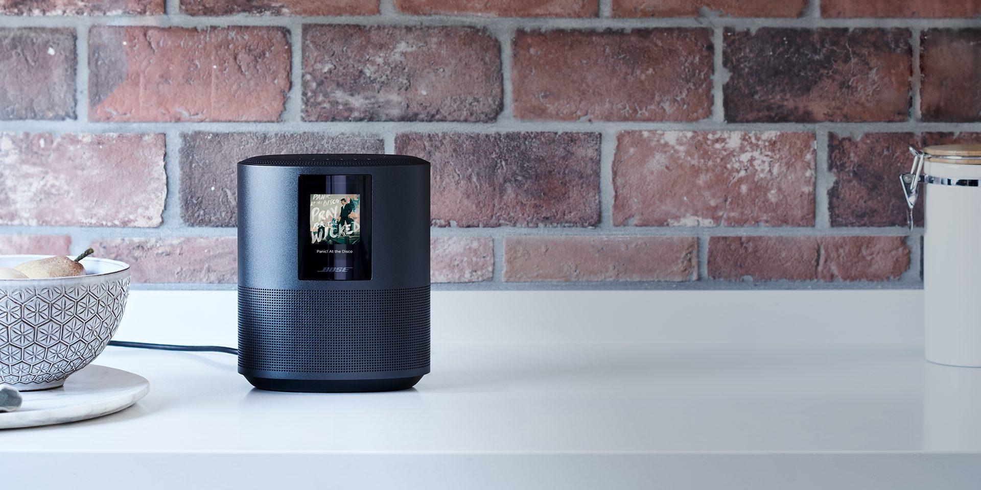 Bose s'attaque à Sonos avec une enceinte, deux barres de son et une nouvelle application