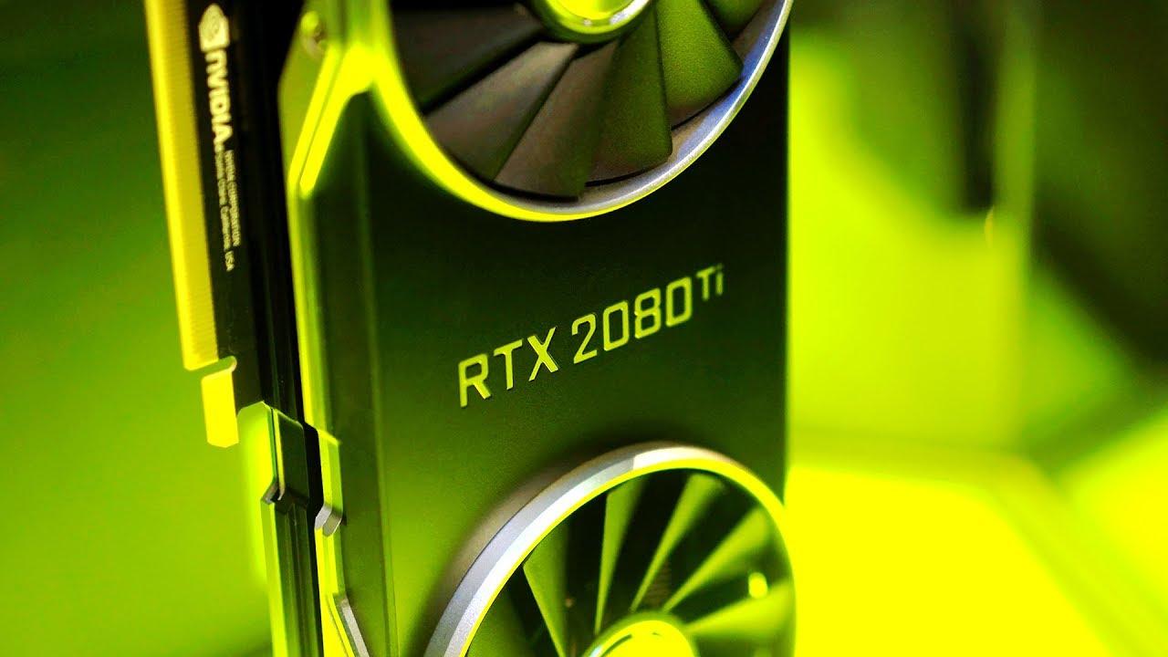 La GeForce RTX 2080 deux fois plus performante que la GTX 1080, mais attendons les tests indépendants