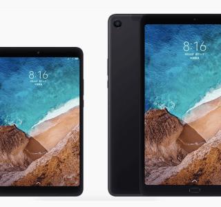 Xiaomi Mi Pad 4 Plus : et voilà le format 10,1 pouces