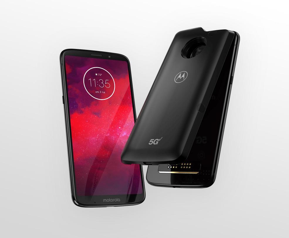 Motorola prêt à relancer des smartphones premium grâce au Snapdragon 865