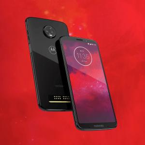 Motorola Moto Z3: le premier smartphone au monde prêt pour la 5G