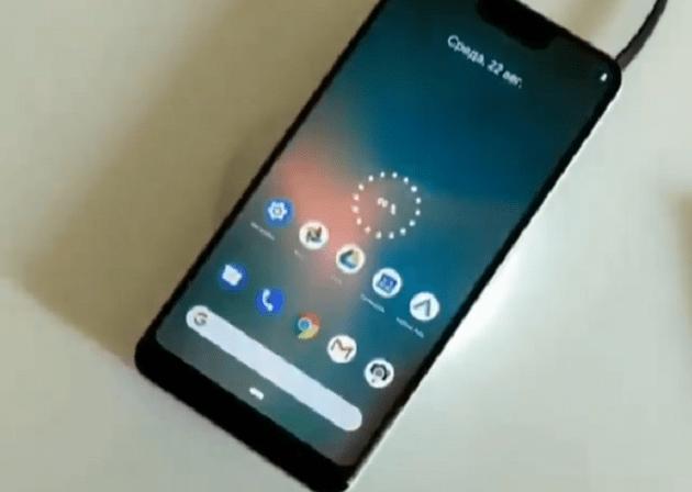 Google Pixel 3 XL : une vidéo confirme la recharge sans fil