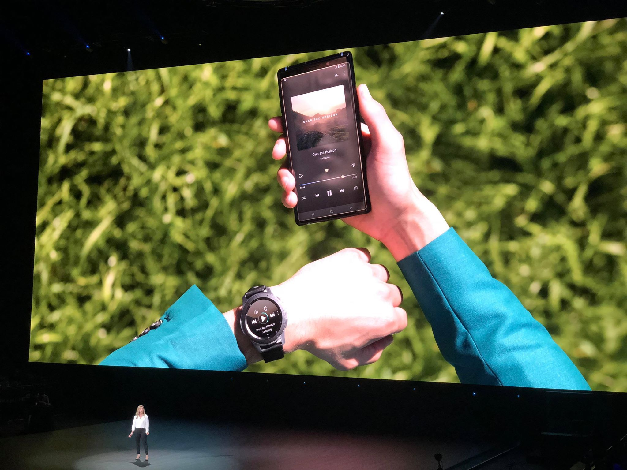 Samsung Galaxy Watch : la nouvelle montre connectée est officielle