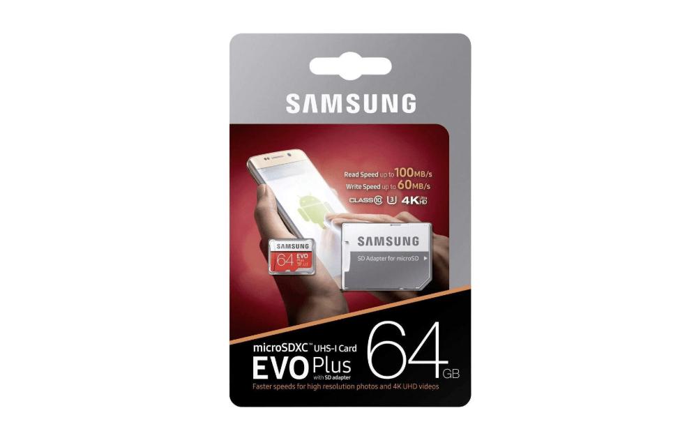 🔥 Bon plan : la carte microSD Samsung Evo Plus 64 Go est à 13 euros