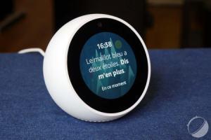 Test de l'Echo Spot : le plus intelligent des radio-réveils