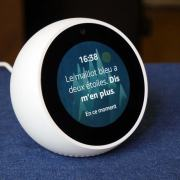 Test de l'Echo Spot : le plus intelligent des radio-réveils