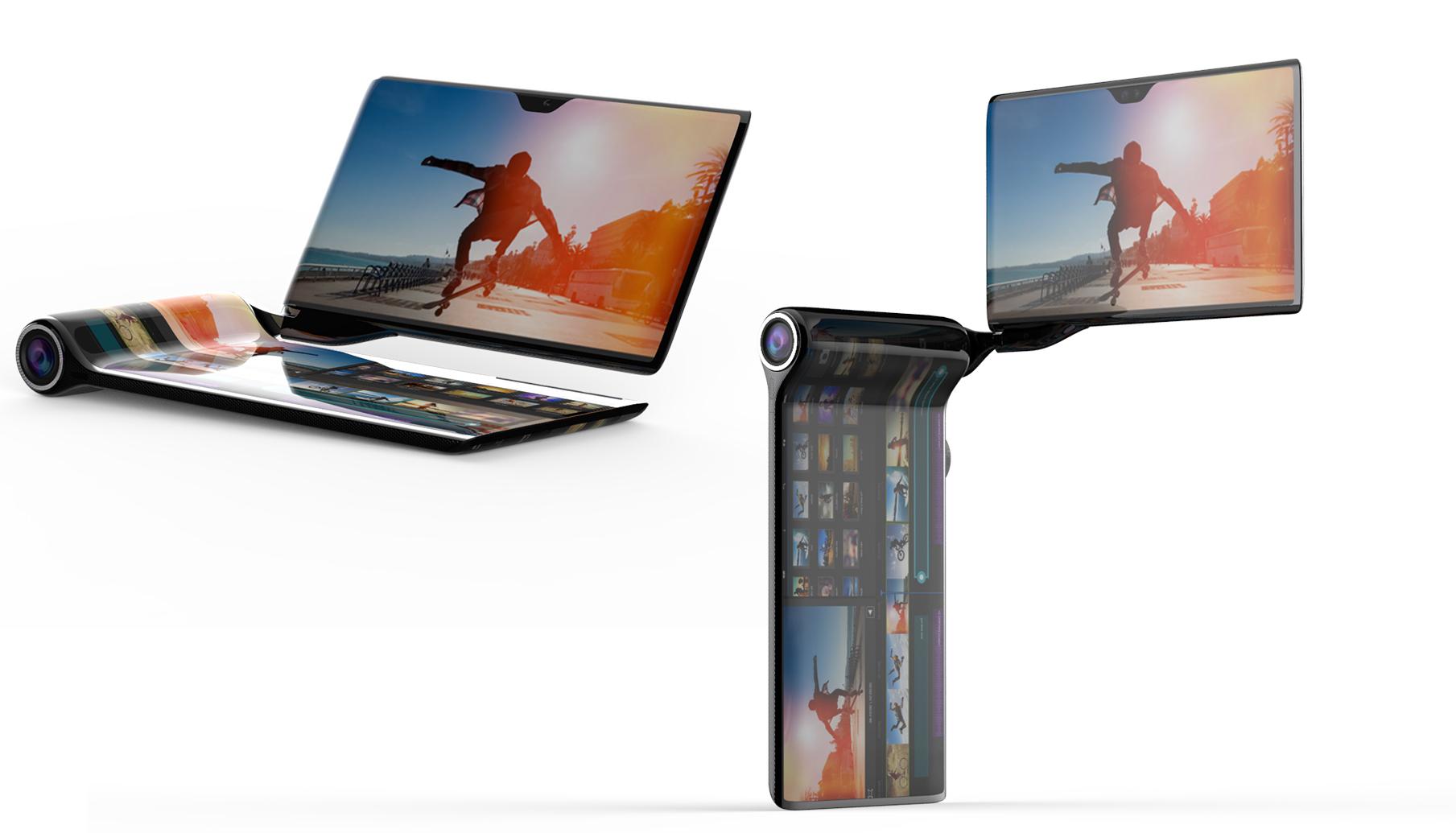 3 écrans, 2 Snapdragon 855, prix astronomique… Voici l'atypique Turing HubblePhone