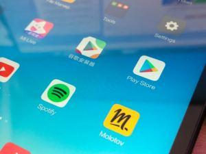 Xiaomi Mi Pad 4 : comment installer le Play Store et les apps Google ?