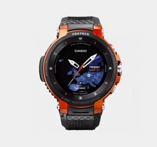 Casio ProTrek WSD-F30 : la nouvelle montre Wear OS cultive sa différence
