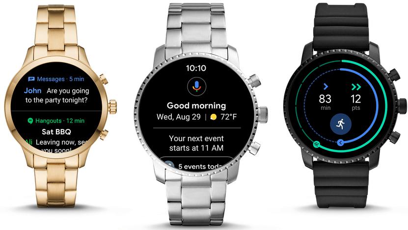 Wear OS : seulement cinq montres n'auront pas droit à la nouvelle version