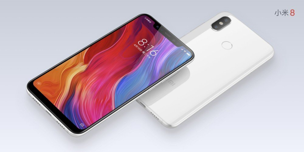 Xiaomi Mi 8 en France : la commercialisation à la fin du mois, trois opérateurs sont concernés