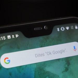 À quand la mort de l'encoche sur smartphone ? Certainement pas en 2019