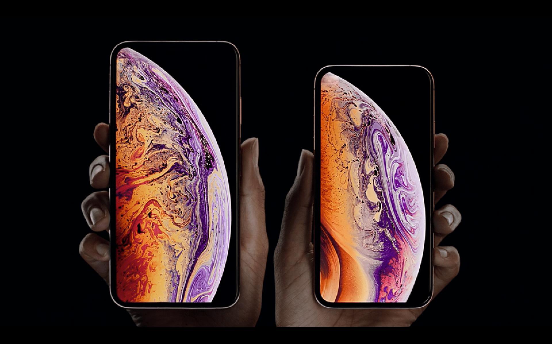 Apple iPhone XS et XS Max dévoilés : photo et performance avant toute chose