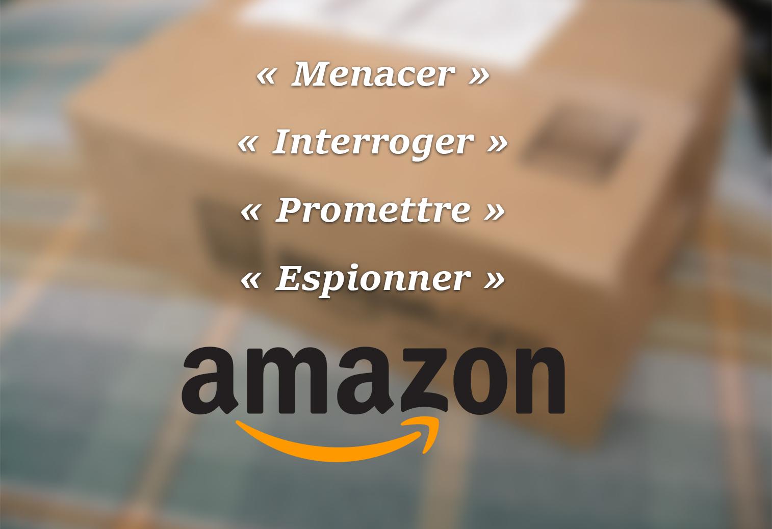 Comment Amazon veut tuer les revendications syndicales