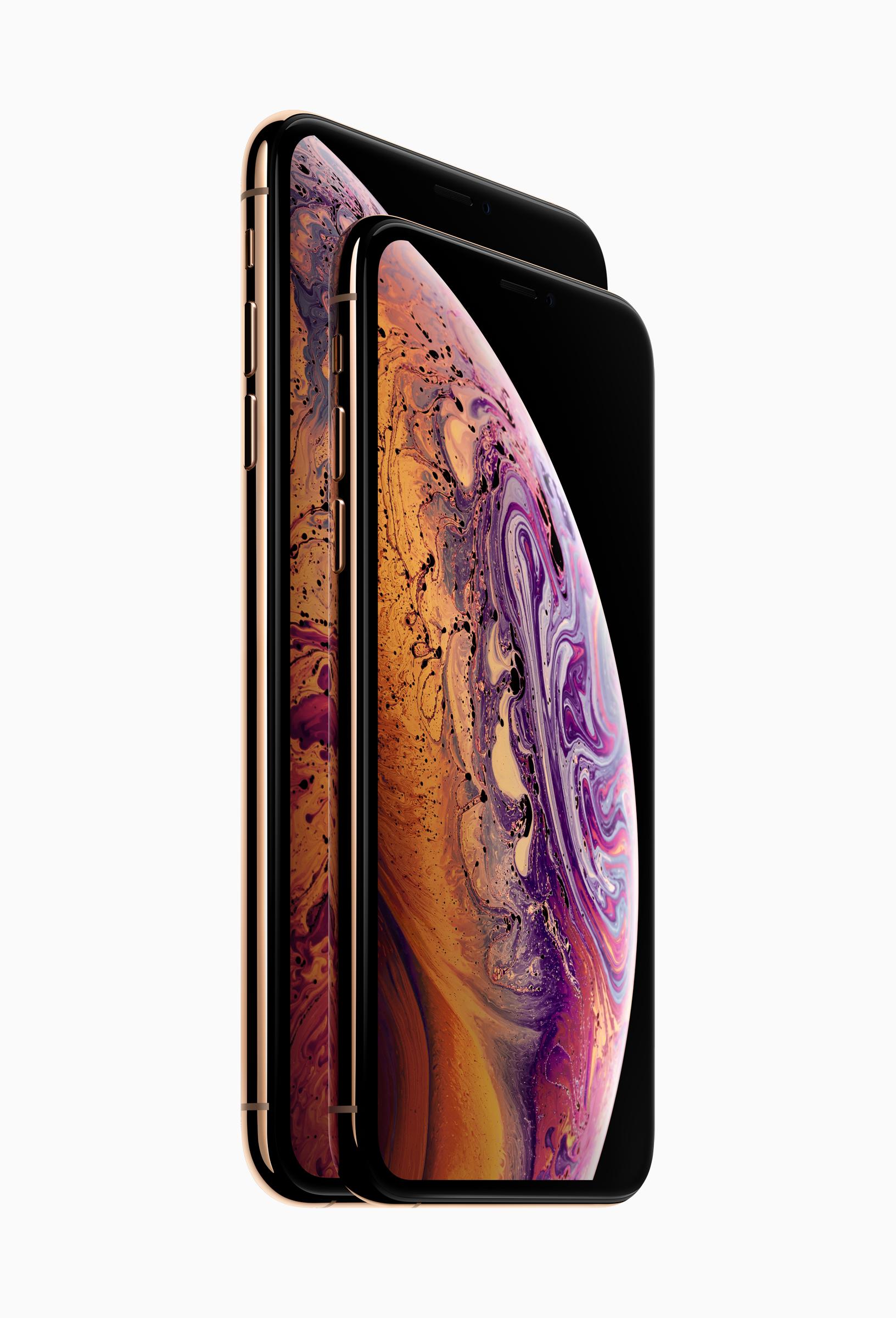 Apple iPhone XS et iPhone XS Max : le nouveau modem 4G LTE semble bien plus performant