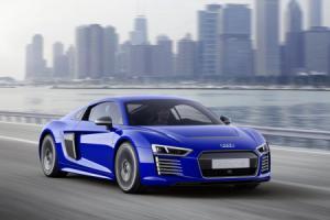Audi R8 e-tron : un monstre de puissance électrique de 1000 chevaux pour l'année 2022