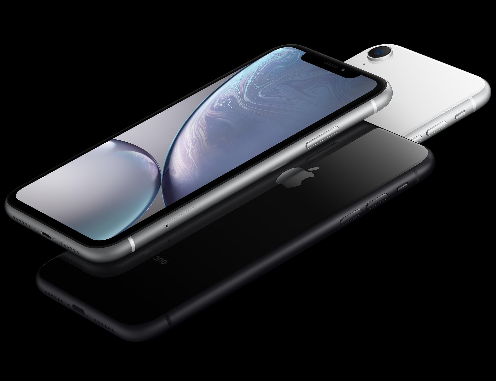 L'iPhone XR ne se vendrait pas aussi bien que prévu par Apple