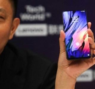 Z5 Pro : le smartphone sans bordure ni encoche de Lenovo sera présenté officiellement lundi