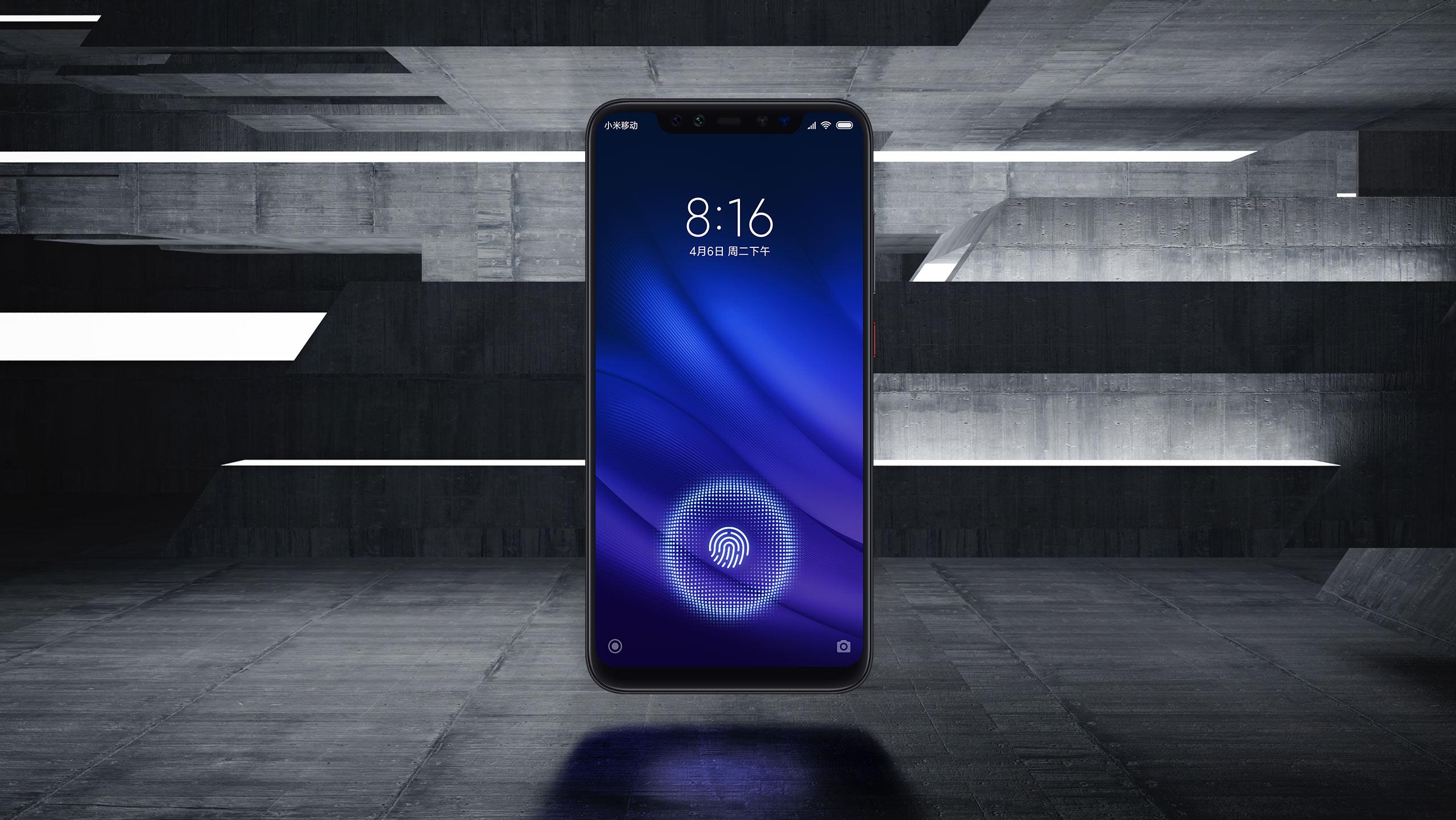 Xiaomi Mi 8 Pro : la version internationale de l'Explorer Edition est enfin annoncée