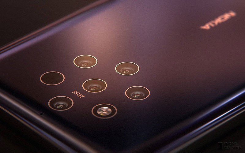Nokia 9 : cinq appareils photo, mais pour quoi faire ?