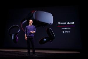 Oculus Quest : un nouveau casque VR autonome à mi-chemin entre le Rift et le Go