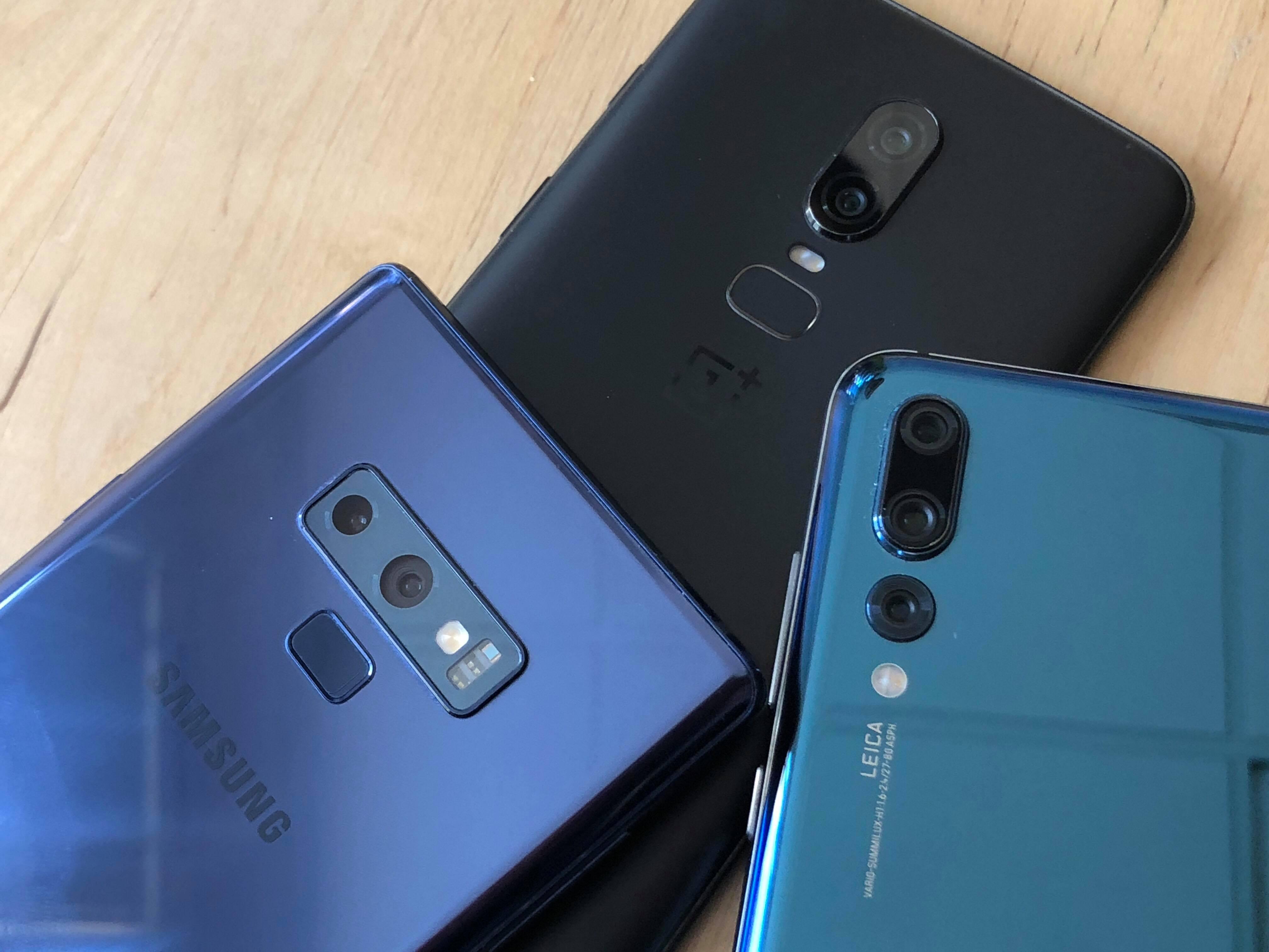 Samsung, OnePlus, Huawei… Google liste les meilleurs élèves de la sécurité sur Android