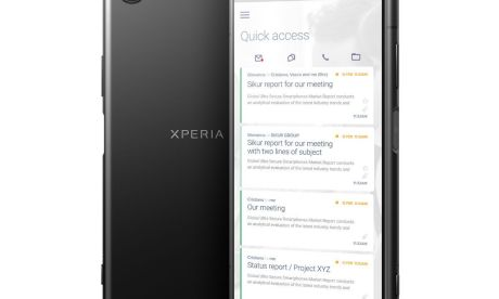 SikurPhone : des Sony Xperia