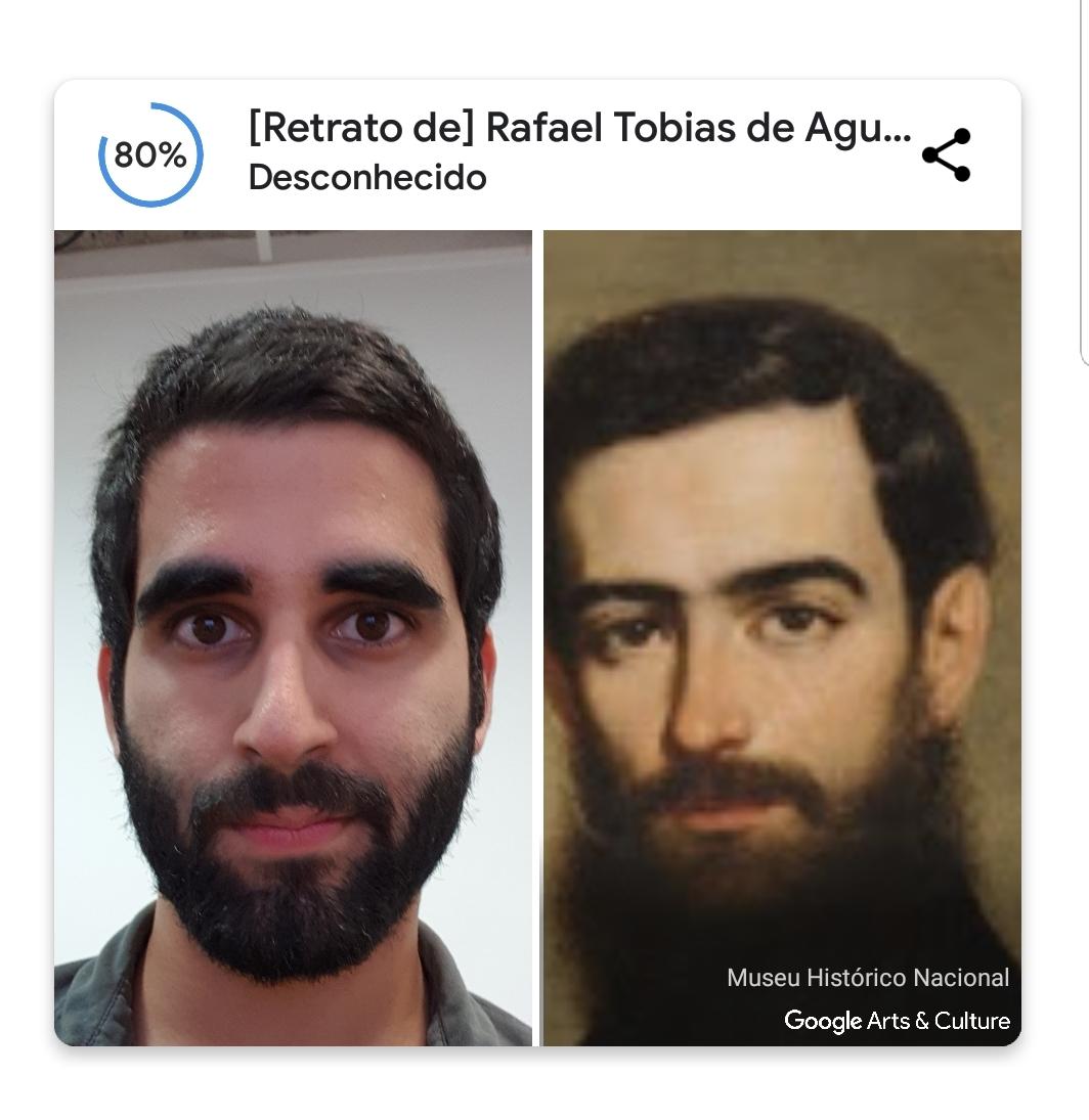 Comparez vos selfies avec des tableaux célèbres grâce à Google Arts & Culture