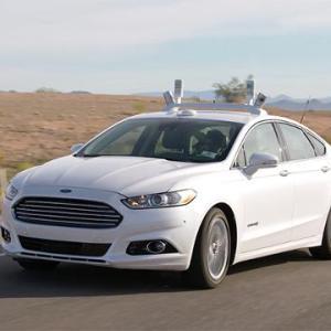 Apple : un léger accident de la route trahit l'existence de sa voiture autonome