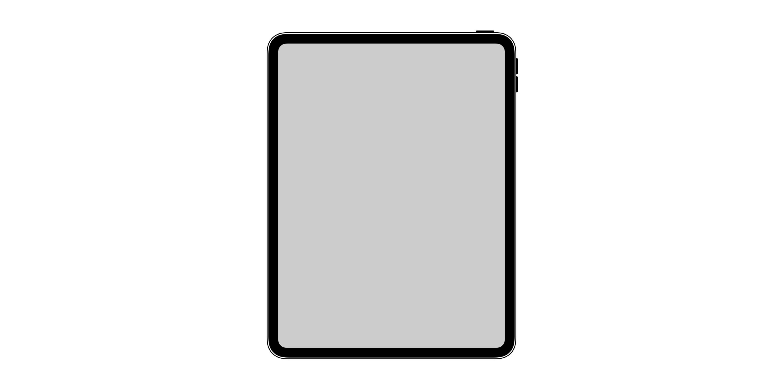 Le nouvel iPad Pro se précise : bords affinés, stylet Apple Pencil 2 et nouveau Face ID