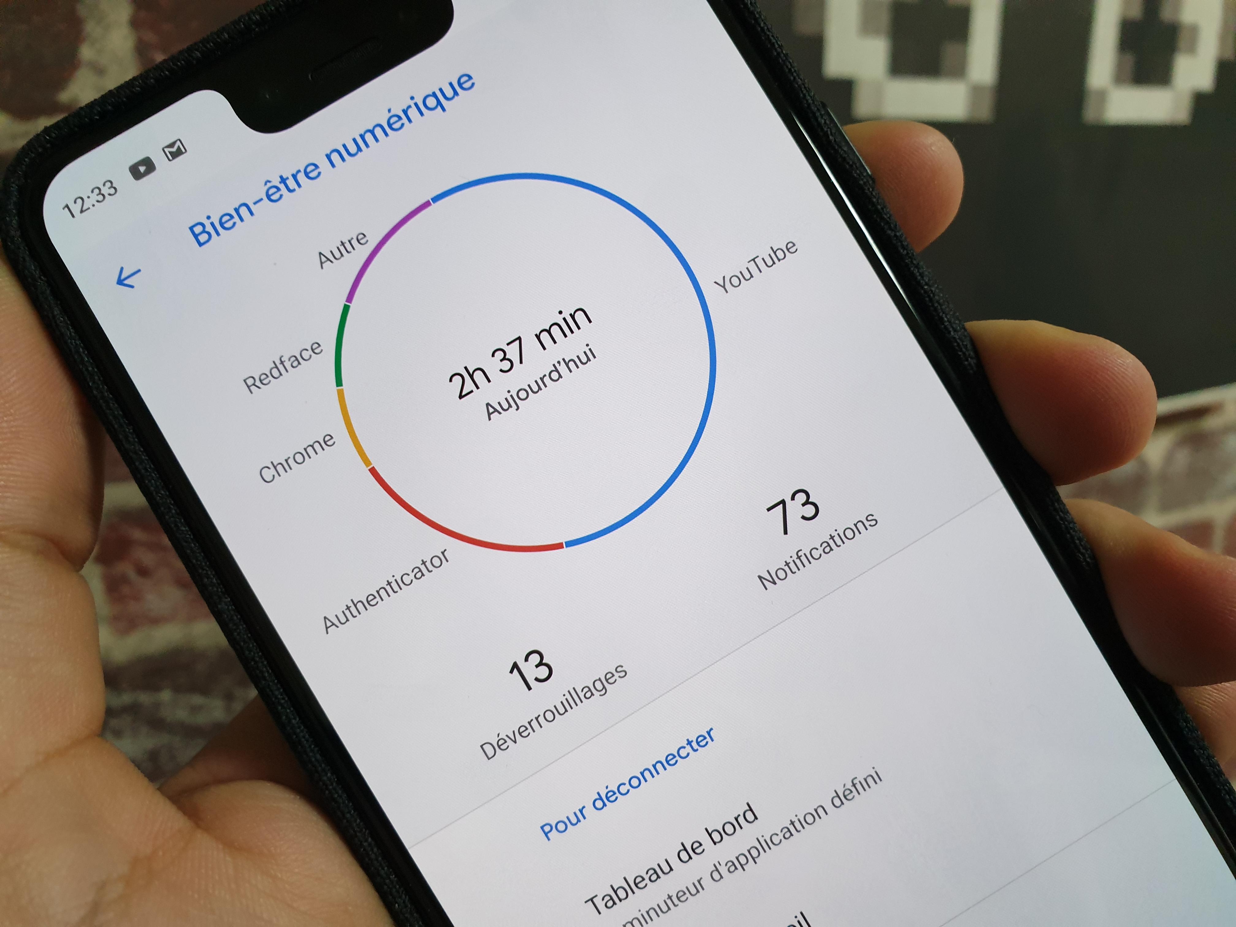 Les smartphones Android One vous aideront maintenant à vous déconnecter
