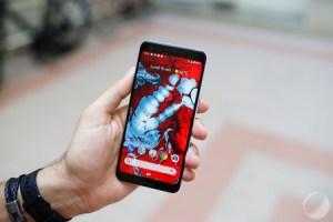 Pixel 3 : il y a un an, Google envisageait déjà un écran 120 Hz