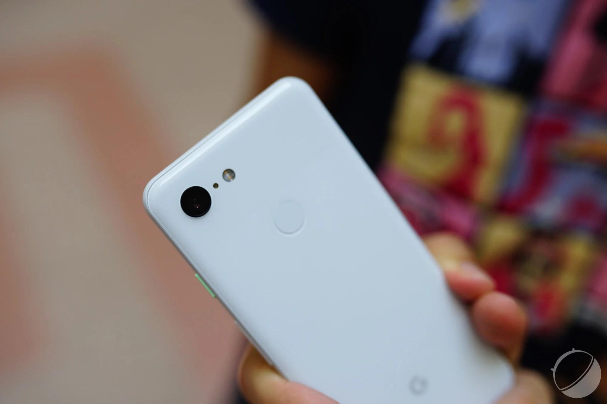 Google Pixel 3 : une « erreur fatale » fait planter l'appareil photo de certains smartphones