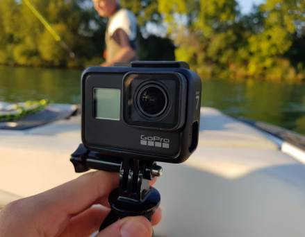 Test de la GoPro Hero 7 Black : simple mise à...