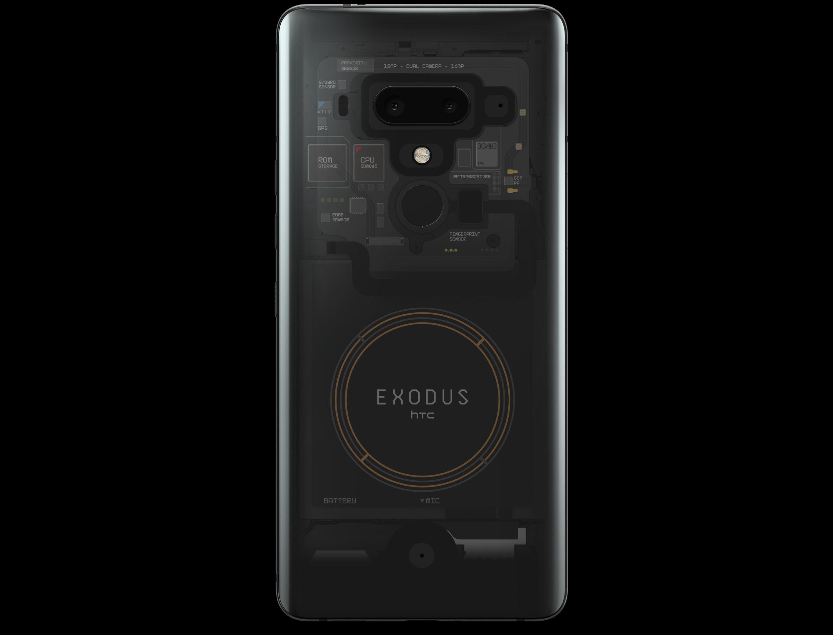 HTC Exodus : un smartphone pour la cryptomonnaie qu'on ne peut acheter qu'en bitcoins et Ethers
