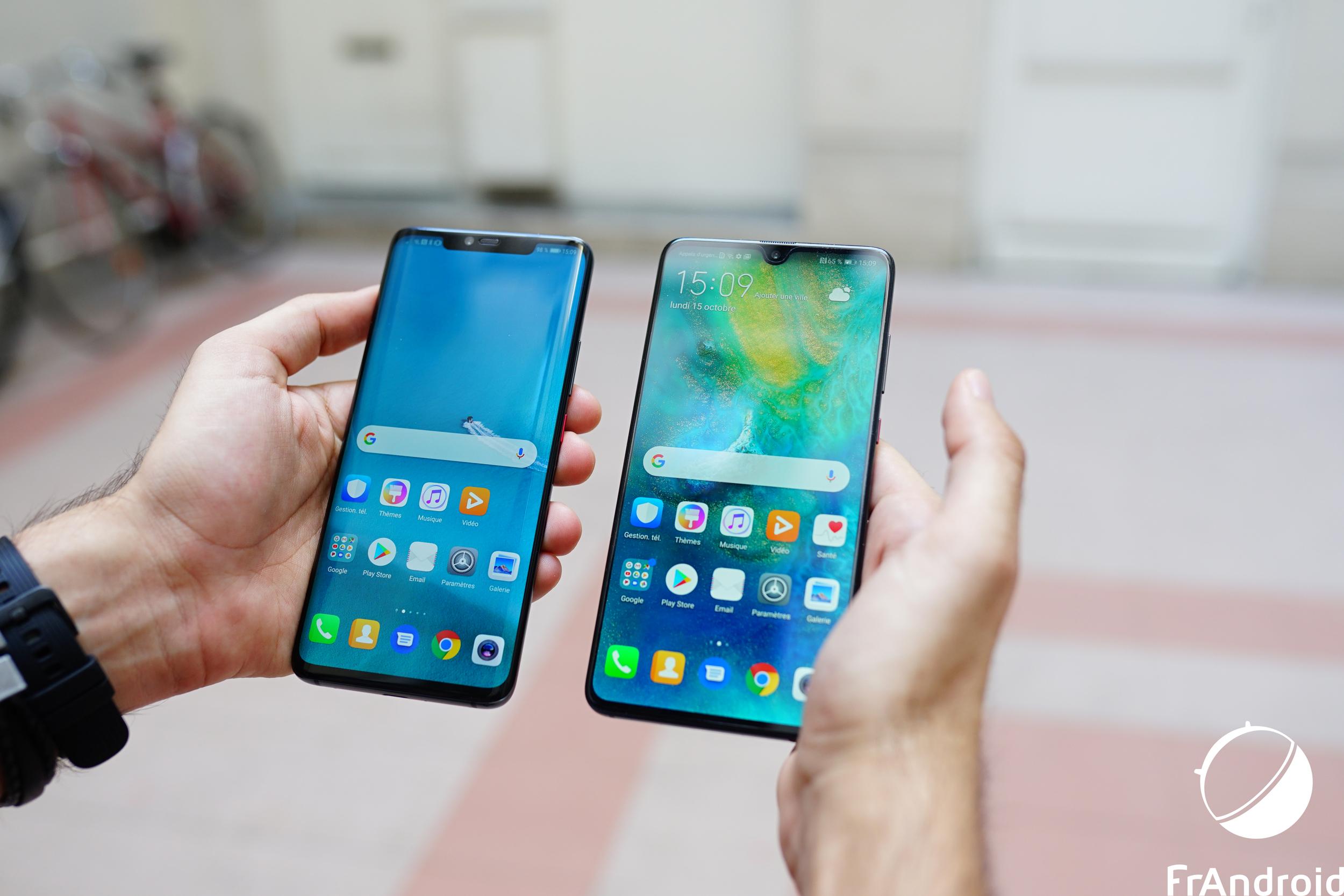 Annonces Huawei, smartphone Palm et Xiaomi Mi Mix 3 – Tech'spresso
