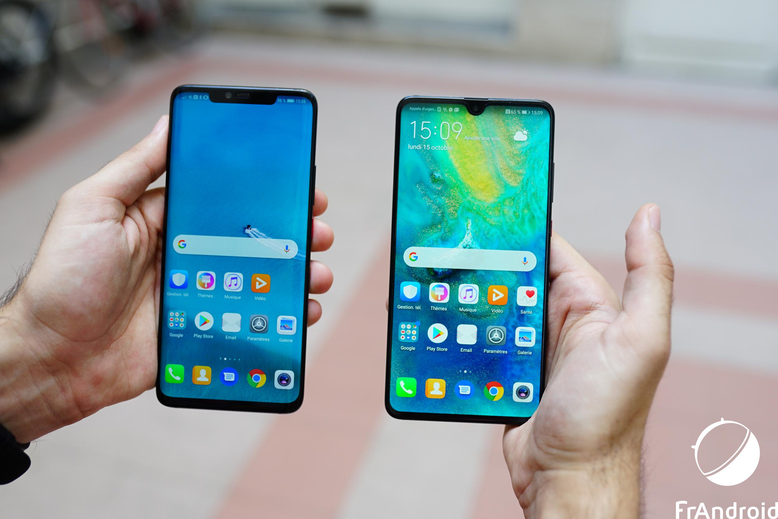 Huawei reste numéro 2 mondial devant Apple… avant les fêtes de fin d'année