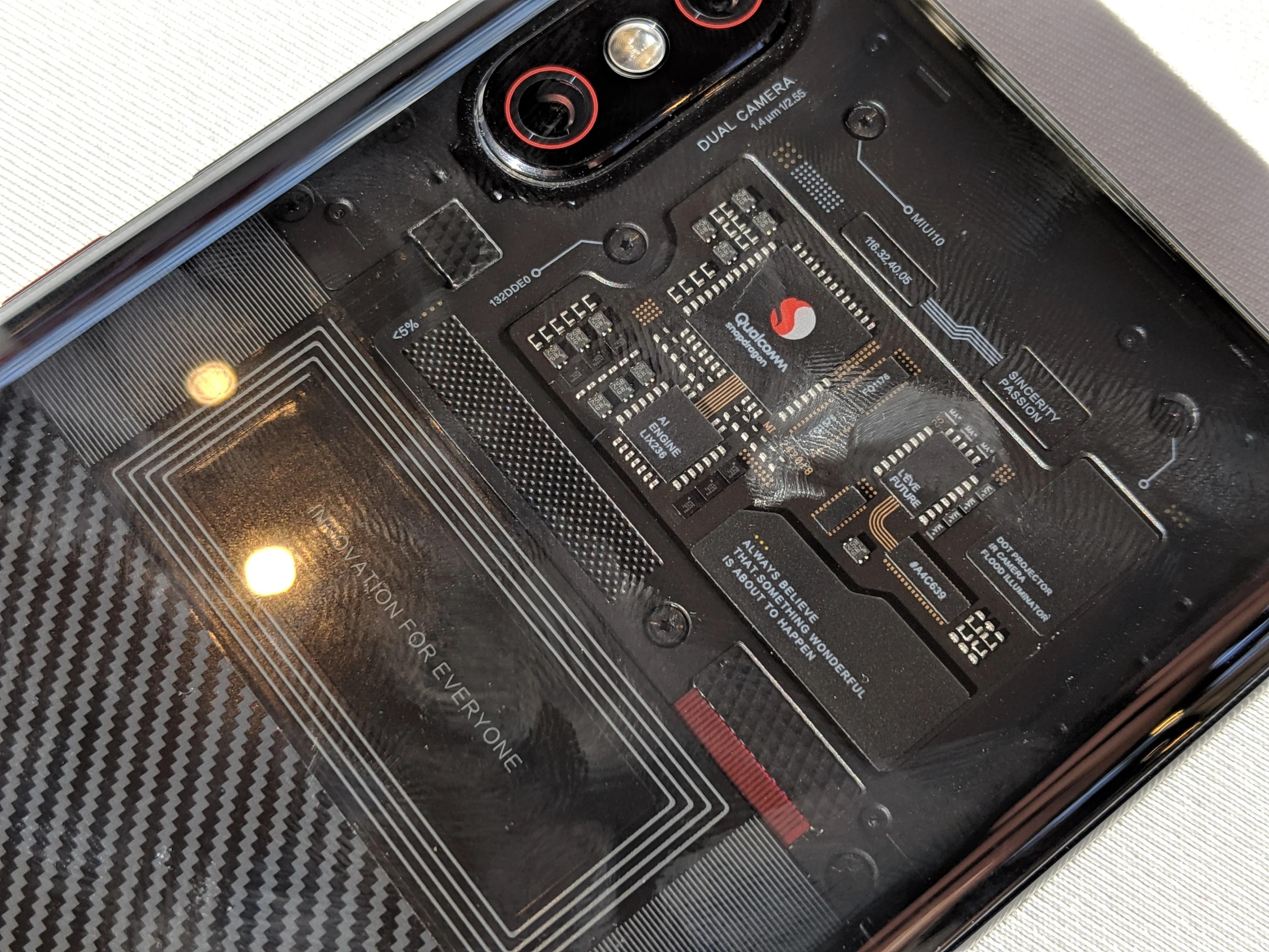 Xiaomi Mi 8 Pro : le lancement européen est imminent
