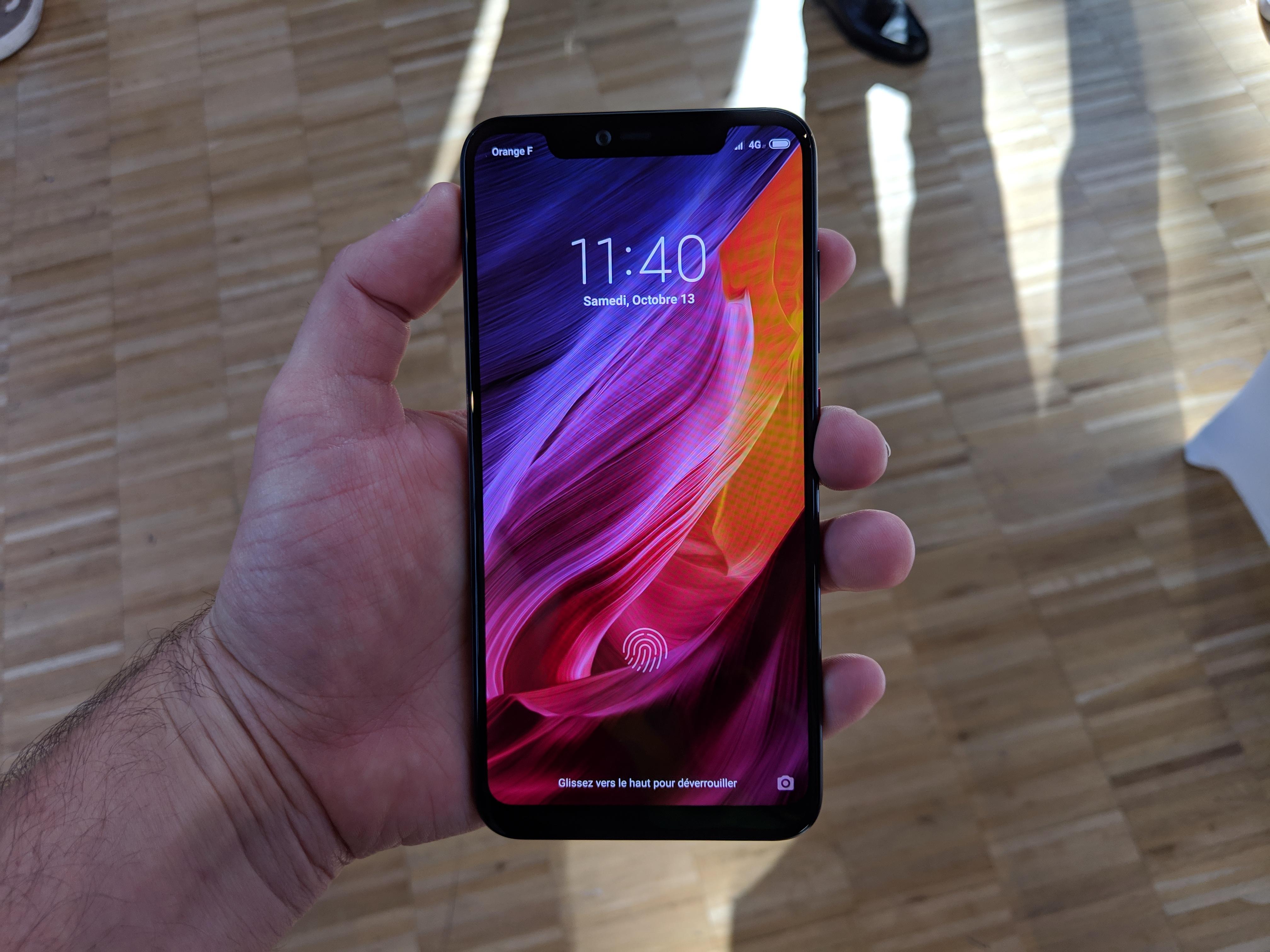 iPad Pro (2018), Xiaomi Mi 8 Pro en Europe, et Android Pie chez Samsung – Tech'spresso
