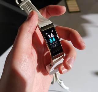 Huawei Band 3 Pro : le bracelet avec GPS et lecture du rythme cardiaque est officiel