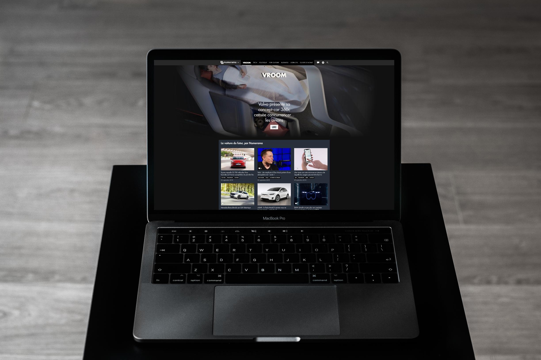 Découvrez Vroom, la nouvelle marque média de Numerama dédiée à l'automobile