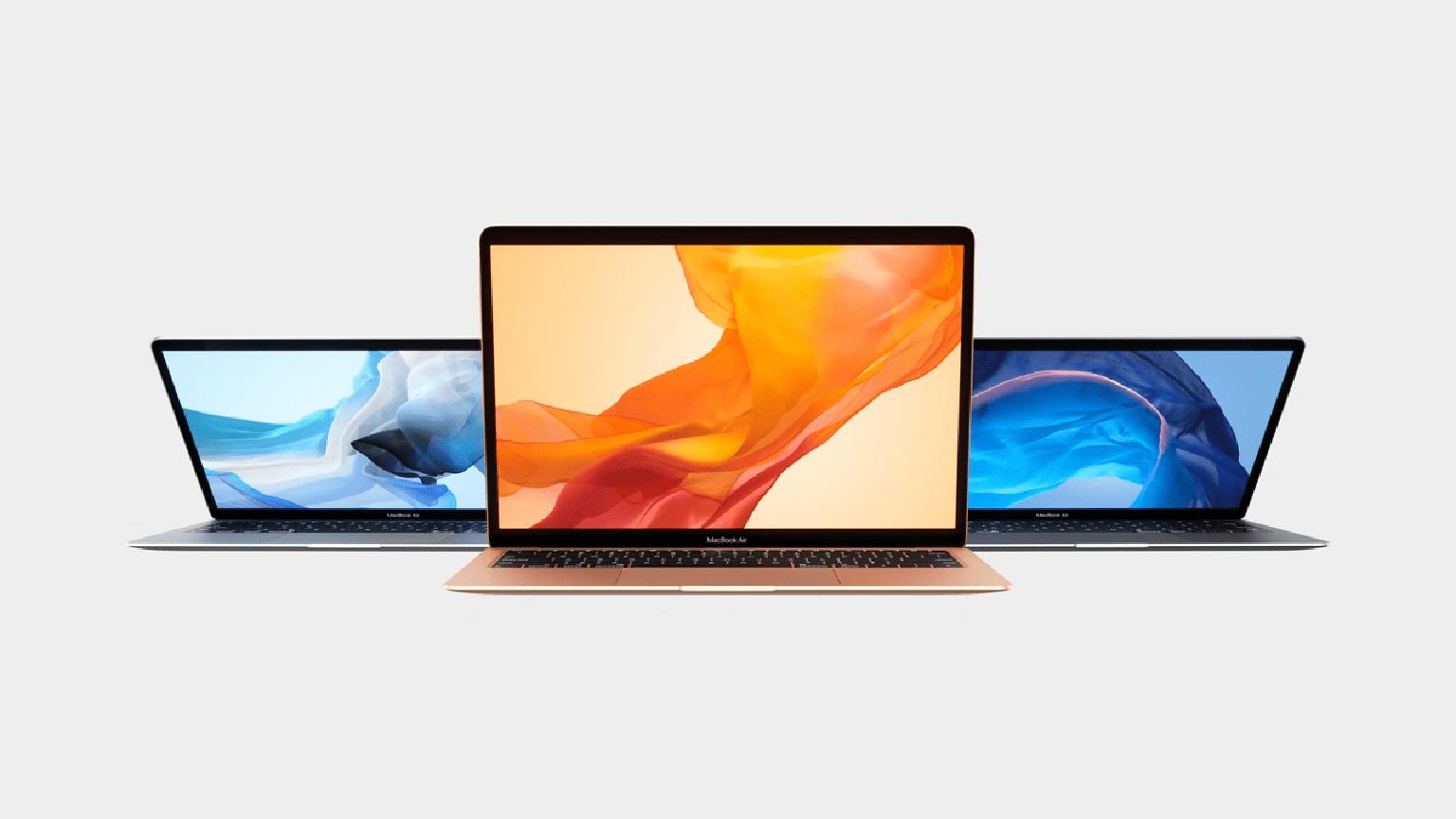 MacBook Air (2018) officialisé : un rafraîchissement bienvenu pour l'ultraportable